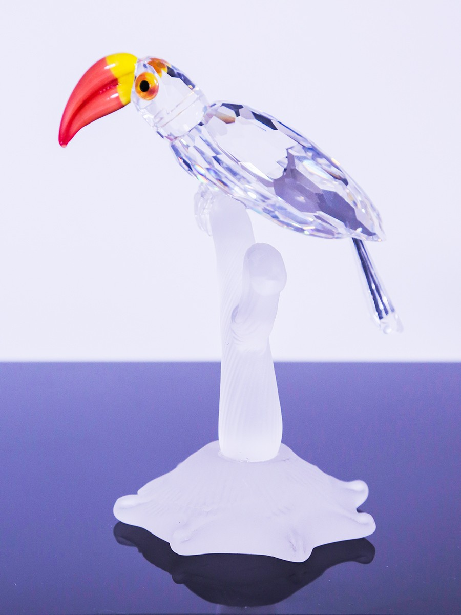 Crystal Toucan bird