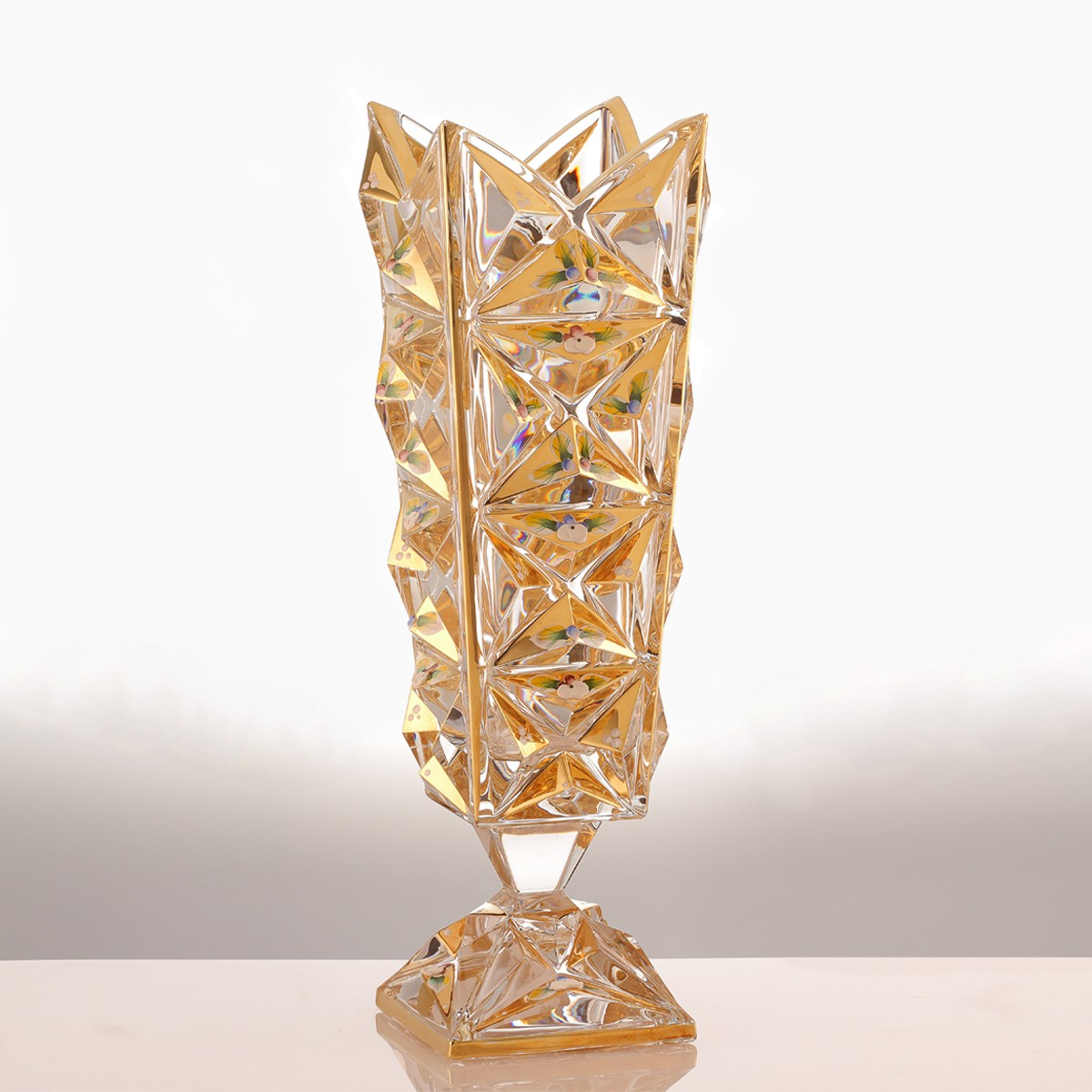 Bohemia Crystal Luxury Vase