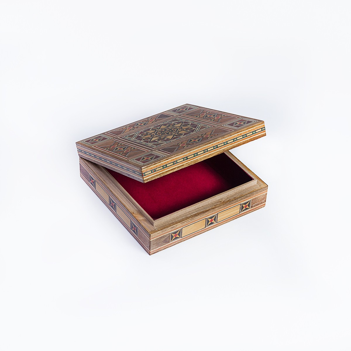 Luxury handmade jewelry box medium