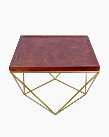 Delta side table